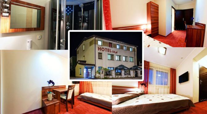 Hotel Płock – hotel 24 w Płocku
