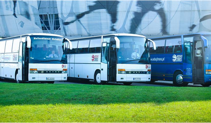 Alternatywy dla samochodu – autobusy, busy, autokary Płock